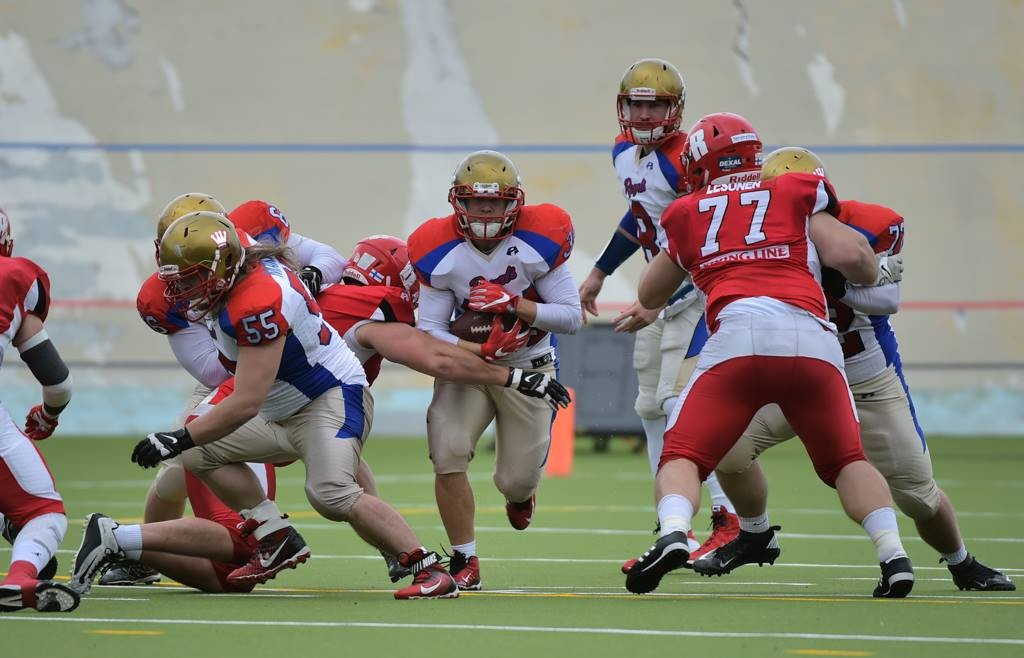 American Football Finland