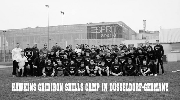 Hawkins Gridiron Skills Camp 2016