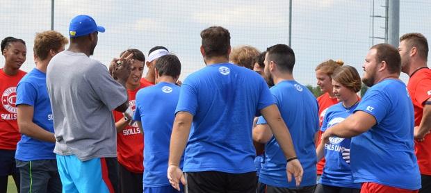 Bergamo Skills Camp 5
