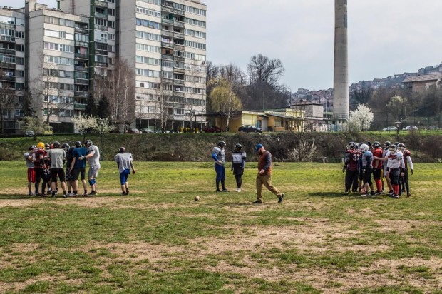 American football in Bosnia 2