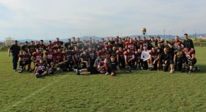 American Football in Bosnia 4