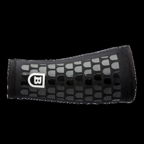Adult Small S//M Blue Battle Sticky Full Arm Sleeve Ultra-Stick Grip Lycra