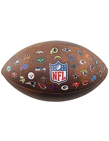 f1c562850 Wilson NFL Duke Replica Football