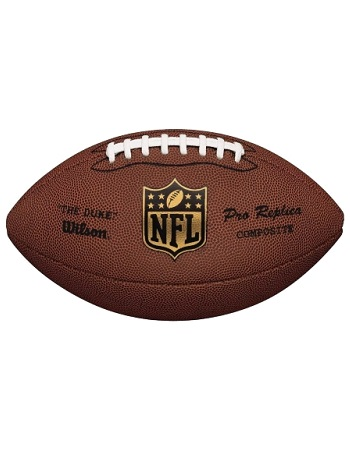 5ecea34f6bc Wilson NFL Duke Replica Football