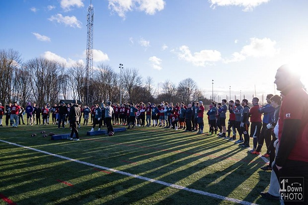 (Photo Courtesy of Mikkel Bo Rasmussen - 1st Down Photo)