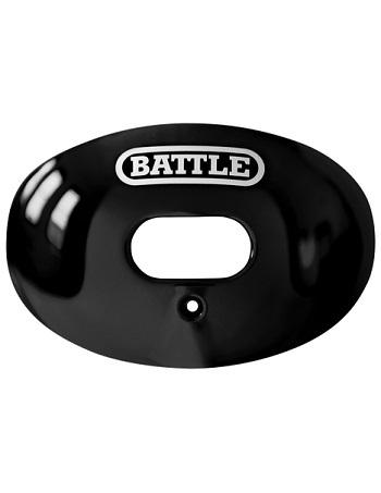 Battle Oxygen Chrome Mouth Guard Black 1