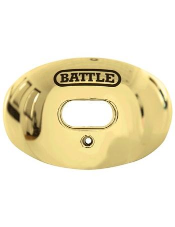 Battle Oxygen Chrome Mouth Guard Gold 1