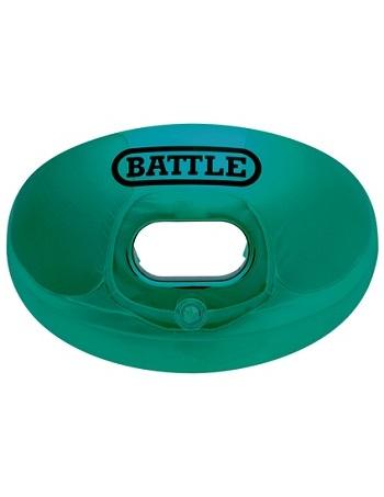 Battle Oxygen Chrome Mouth Guard Green 1