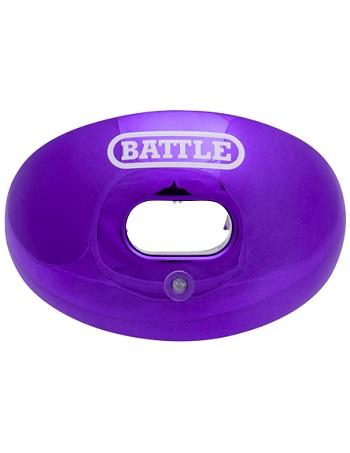 Battle Oxygen Chrome Mouth Guard Purple 1