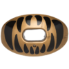 Battle Oxygen Predator Mouth Guard Gold-Black 1