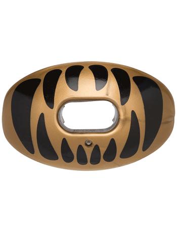 Battle Oxygen Predator Mouth Guard Gold-Black 1