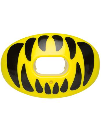 Battle Oxygen Predator Mouth Guard Yellow-Black 1