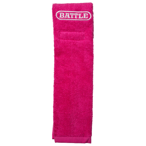 Battle Football Towel Pink
