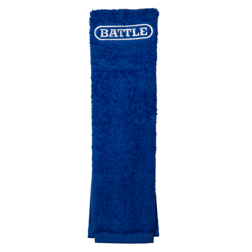 Battle Football Towel Blue