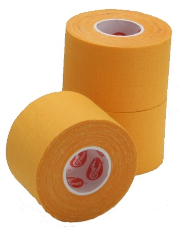 Cramer Athletic Tape - Individual Roll Gold 1