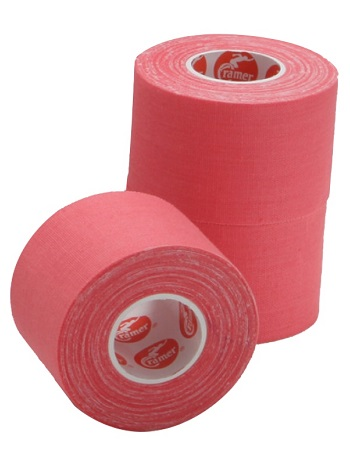 Cramer Athletic Tape - Individual Roll Pink 1