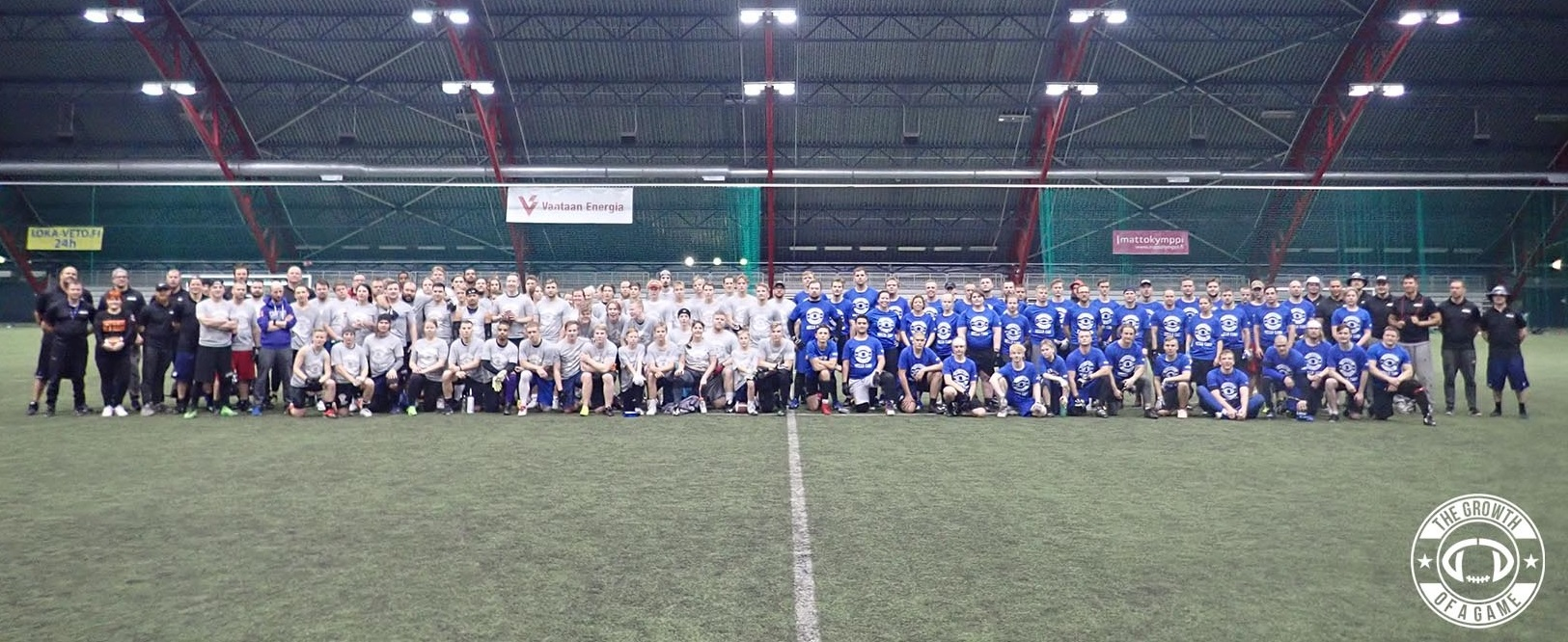 2019 Vantaa Skills Camp Group Photo