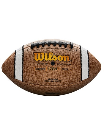 Wilson Tdy Composite Football The Growth Of A Game
