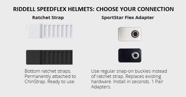 SportStar SpeedFlex FlexStrap & Flex Adapters Description