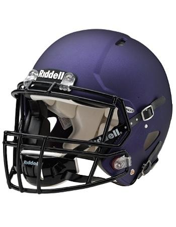 Riddell Foundation Helmet Front 2
