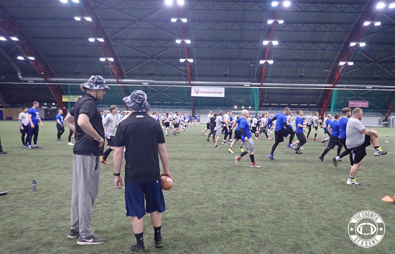 2019 Vantaa Skills Camp Players 1