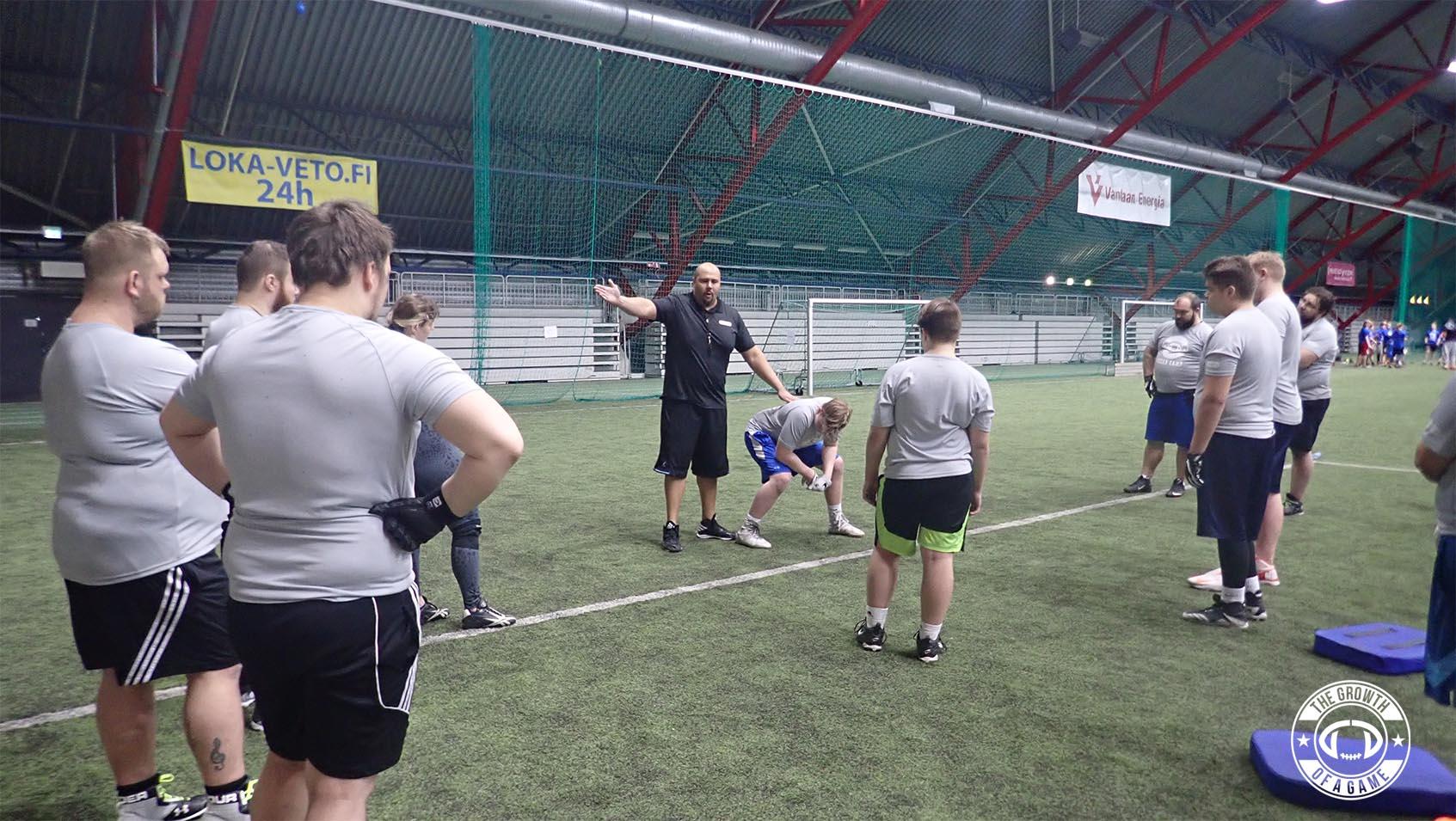 2019 Vantaa Skills Camp Players