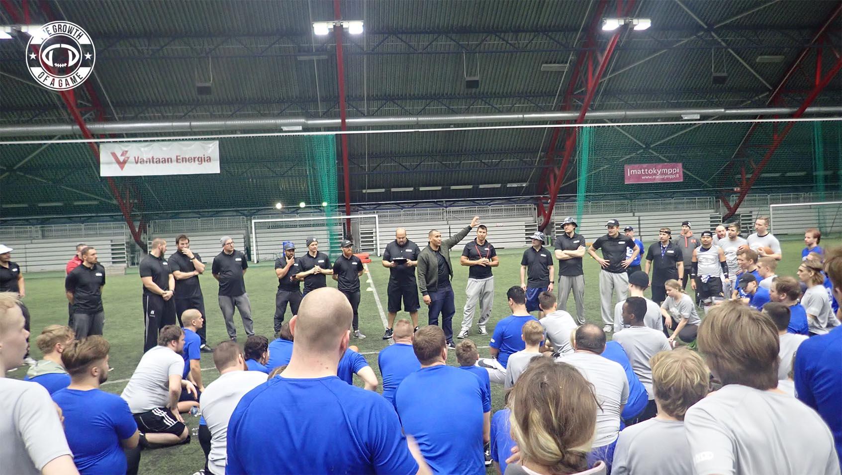 2019 Vantaa Skills Camp Players 3