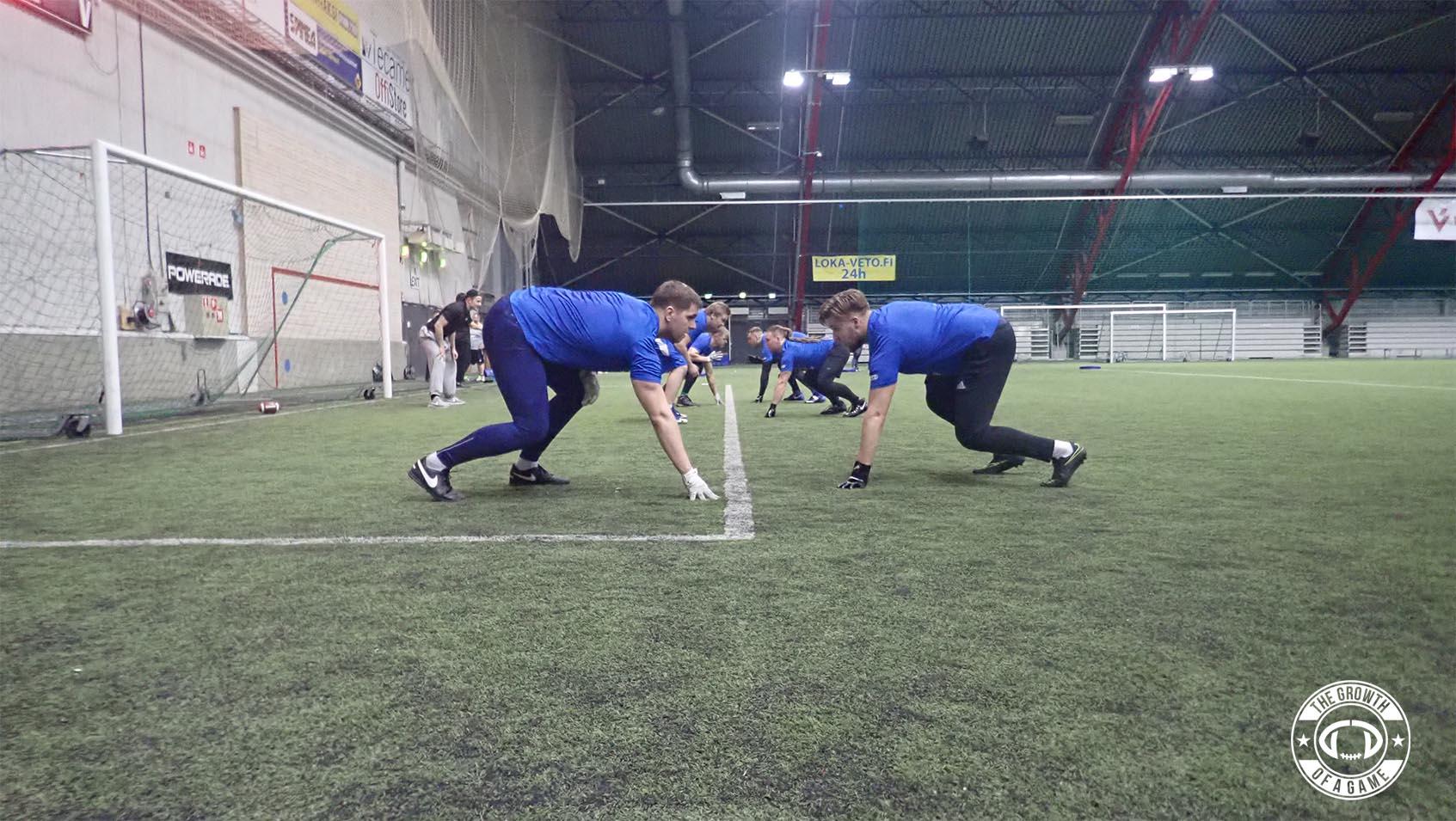 2019 Vantaa Skills Camp Players 4