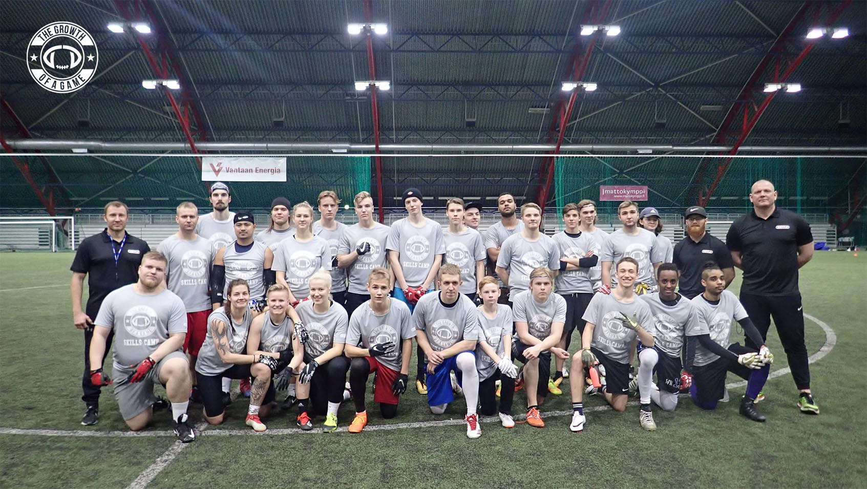 2019 Vantaa Skills Camp Players 5