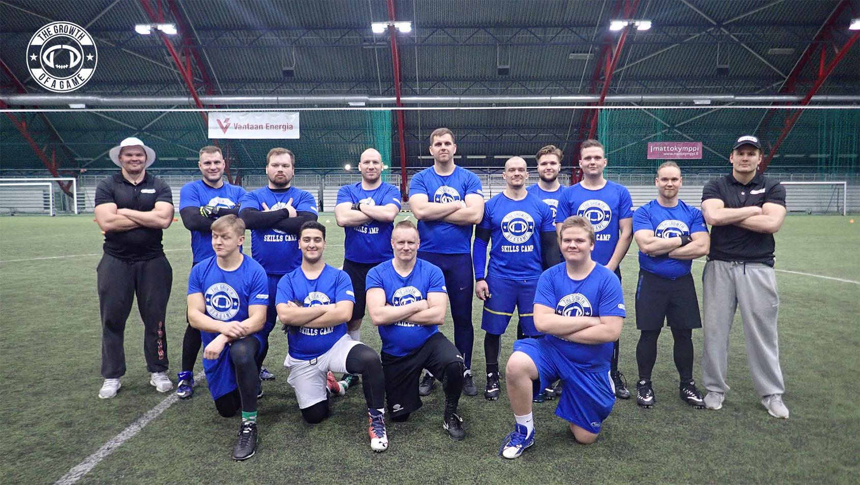 2019 Vantaa Skills Camp Players 6
