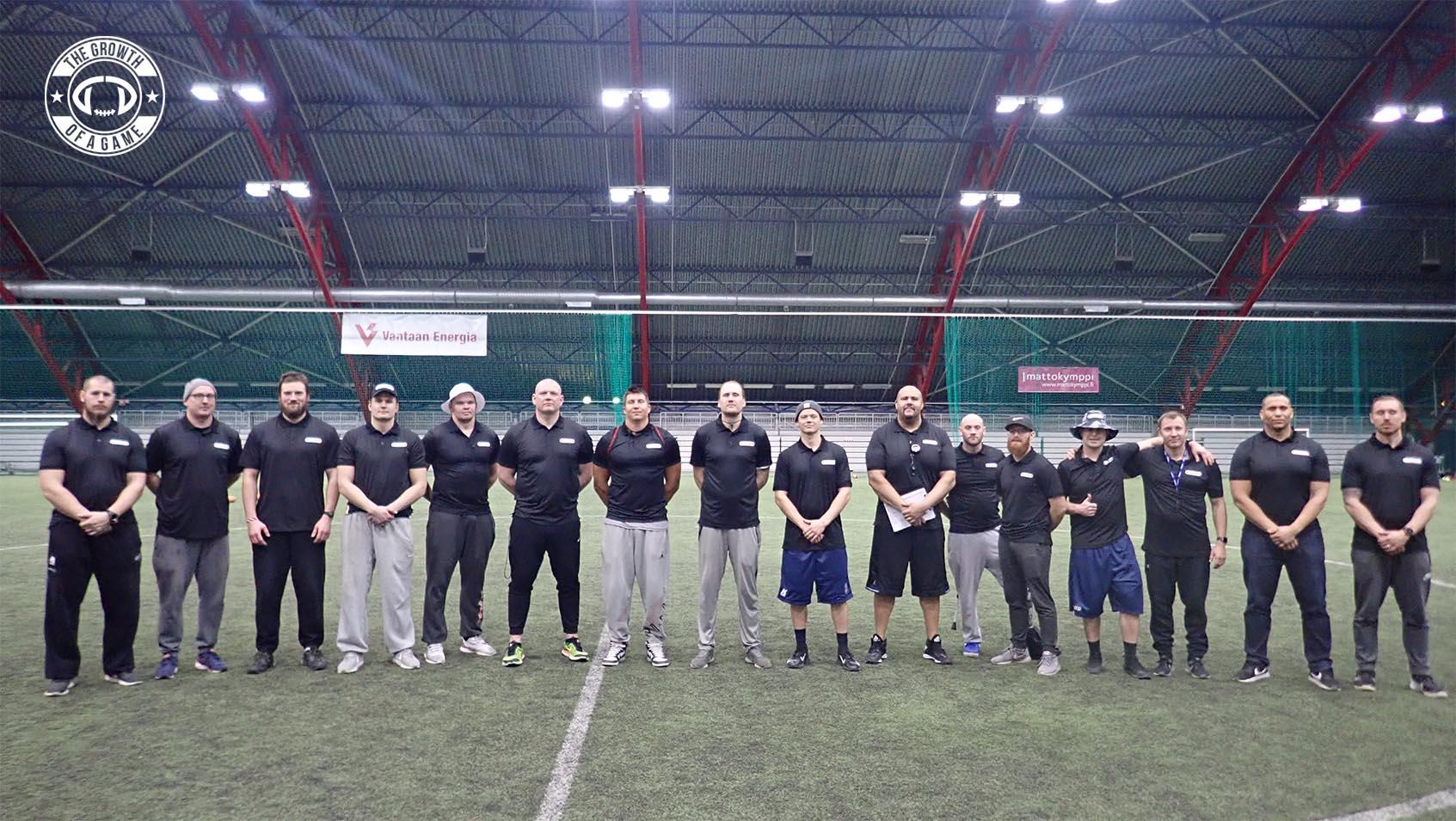 2019 Vantaa Skills Camp Players 7