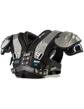 Gear Pro-Tec Z-Cool Shoulder Pad (Multi-Position) 1