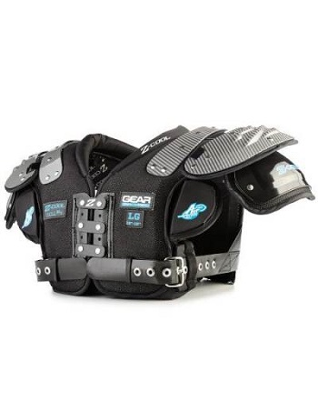Gear Pro-Tec Z-Cool Shoulder Pad (Skill) 1