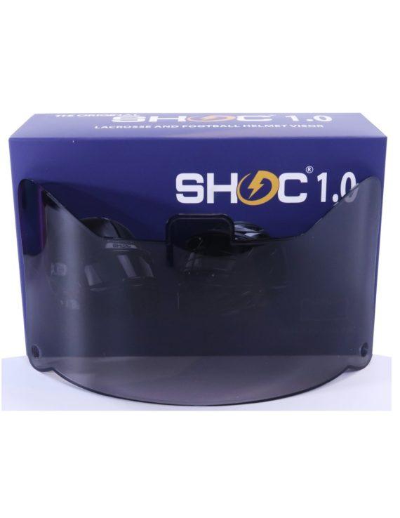fd425fbe65e6a Shoc 1.0 40% Smoke Helmet Visor