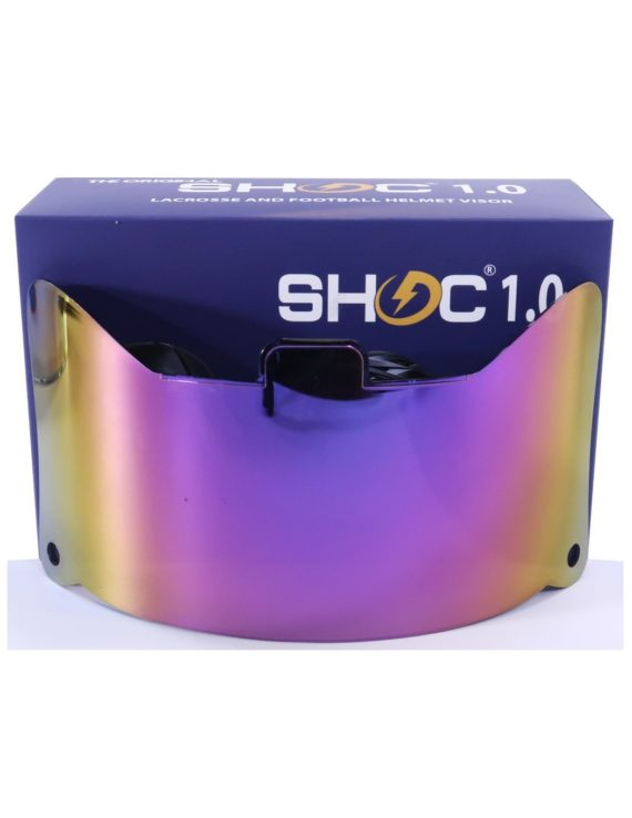 Shoc 1.0 Grape Ape Helmet Visor 1