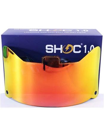 Shoc 1.0 Inferno Helmet Visor 1