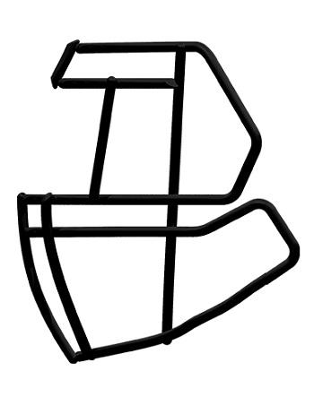 Riddell S2EG-II-SP Facemask Side View 1